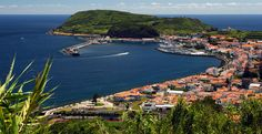 Azores: All at the Sea Via Eco Traveller   15/02/2013 Far out into the North Atlantic Ocean, an archipelago of nine islands offers a secluded getaway for relaxation and natural activities. #Portugal
