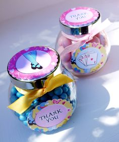 Alice in Wonderland Party Favors | alice+in+wonderland+mad+hatter+tea+party+party+printables+supplies ...