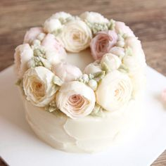~Spring Pirouettes~ Buttercream Peony Confections