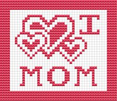 KrisKnits...: Mother's Day Cloth...