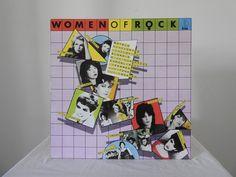 Various - Women Of Rock Women Of Rock, Vintage Records, Vinyl Records