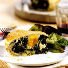Rezept von Lindy Wildsmith & Valentina Sforza: Torta Pasqualina