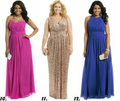 Plus size summer dresses for wedding guests