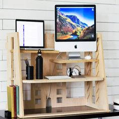 A stylish example of a standing desk. Need one that's easy to set up, intricately designed, and perfect for working outdoors? Learn more about the ZestDesk by clicking HERE: https://www.zestdesk.com