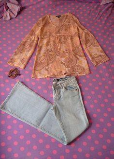 A vendre sur #vintedfrance ! http://www.vinted.fr/mode-femmes/tuniques/15409530-tunique-rose-hippie-chic
