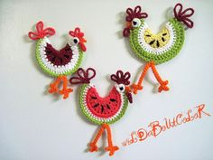 not sure what you'd do with these, but they are cute!
