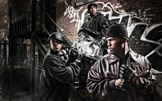 50 cent and tony yayo | unit wallpaper, 50 cent, lloyd banks, tony yayo wallpapers