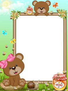 """happy month old """"Caiden"""" Frame Border Design, Boarder Designs, Cute Wallpaper Backgrounds, Cartoon Wallpaper, Picture Borders, Boarders And Frames, School Frame, Paper Owls, Cute Frames"""