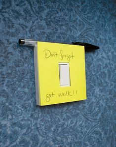 Lichtschalter Ideen,die Ihre Individualität im ganzen Haus wiedergeben