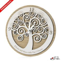 #bomboniere2020 #ideebomboniere #bombonierelarosa www.bombonierelarosa.it Follow: @bomboniere_la_rosa su Instagram Special Gifts, Great Gifts, Invite Your Friends, Washer Necklace, Personalized Gifts, Stencils, Happy Shopping, Clock, Carving