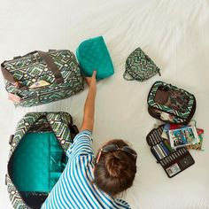 Packing has never looked so easy. Shop travel.