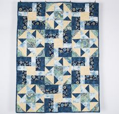 Robert Kaufman Crescendo Quilt Kit on Craftsy Supplies!