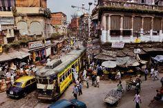 travel to Calcutta, India.   (Steve McCurry)