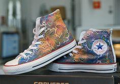 batik art. DESIGN YOUR OWN PRINT ON SNEAKERS at wannashoe.com
