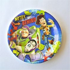 188f04baa2e77 Platos Toy Story - Artículos de Fiesta Baby Shower
