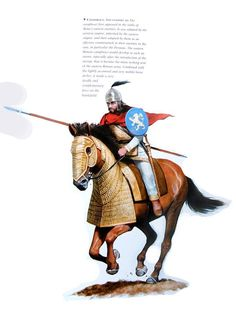 Byzantine Army, Empire Romain, Classical Antiquity, Roman History, Total War, Medieval Armor, Knights Templar, Dark Ages, Ancient Rome