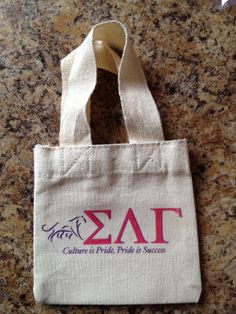 Sigma Lambda Gamma Sorority Shower Tote! $10.00 included Shower Gel, Shampoo and hair Conditioner. Soon to be available at www.jbgreek.com