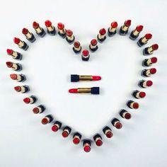 L'Absolu Rouge di Lancome #manlioboutique #makeup