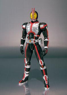 Kamen Rider Faiz - September 18, 2010