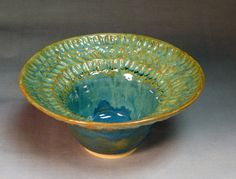 A bowl I have for sale on Etsy