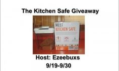 I was given a product in exchange for my honest review. All opinions are 100% my own On a diet? Kid's sneaking snacks? Trying to break some habits? Well This may just be the solution to help .Meet The Kitchen Safe.The Time Lock Safe The Kitchen Safe Is a great way to help break unhealthy …