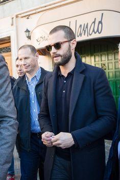 Seguimos contando más cosas de la visita el pasado 8 de febrero del equipo de la película 50 Sombras Más Oscuras en Madrid para promocionar la cinta en España. Por la mañana, Jamie Dornan, Dakota J…