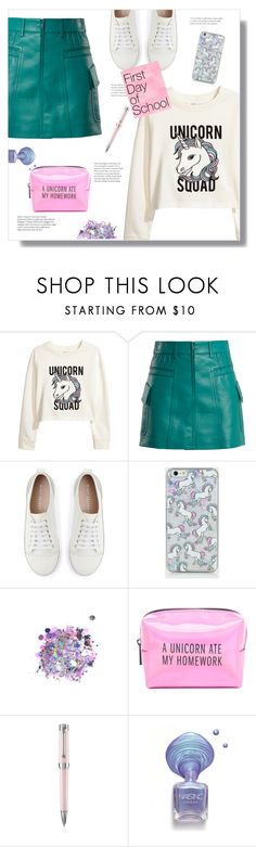 """""""Untitled #217"""" by arwitaa on Polyvore featuring H&M, Prada, Mint Velvet, The Gypsy Shrine, Pinch Provisions, Montegrappa and Designers Guild"""