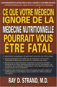 Pour sortir du statut co et en savoir plus sur soi, je recommande ce livre ! Ce que votre médecin ignore de la médecine nutritionnelle pourrait vous être fatal de Ray-D Strand http://www.amazon.fr/dp/2922405222/ref=cm_sw_r_pi_dp_72s-vb136BME1