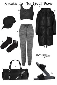 OUFIT EDIT   A WALK IN THE (IVY) PARK: http://www.twynkleloves.com/2016/10/outfit-edit-a-walk-in-ivy-park.html #OutfitEdit #OutfitIdeas #TwynkleLoves