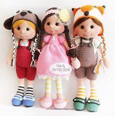• ami.dolls • амигуруми.только куклы   VK