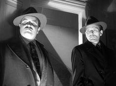 ozu-teapot:  The Killers | Robert Siodmak | 1946William Conrad, Charles McGraw