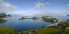 Norway, Hamn I Senja