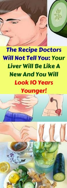 The liver is one of the most important and at the same time underrated organs in the body. It has the role of filtering the blood from toxins and also assists in the burning of fat. However, we don't pay much attention to its health. The unhealthy lifestyle and poor diet can quickly take a toll on the liver and harm our overall health. This is why it's important to detox the organ every once in a while, and we have the perfect drink for it.