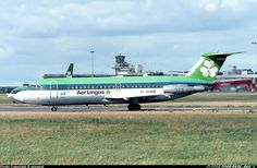 BAC 111-208AL One-Eleven aircraft picture