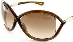 Tom Ford Whitney TF 9 692 Dark Brown / Brown Gradient Tom Ford. $219.95