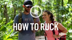 What is Rucking? - GORUCK