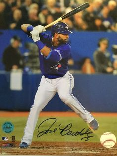 Toronto Blue Jays Jose Bautista Bat Flip //// Print Baseball Limited Edition Gicl/ée Print