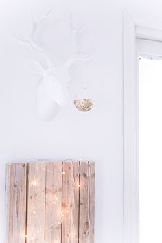 Create a decorative focal point by adding a strand of battery operated LED lights. See all ours here: http://www.lightsforalloccasions.com/c-181-led-battery-operated-string-lights.aspx