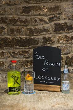 Sir Robin of Locksley #DevonshireArms #DevonshireLife #Beeley #Derbyshire #Chatsworth #ChatsworthEstate #pub #gastropub #gin #ginandtonic #PeakDistrict #travel #foodie #artisan #SirRobinofLocksley