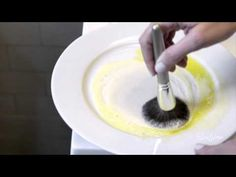 How to Clean Your Makeup Brushes | Beauty | PureWow National