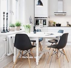 Below are the Scandinavian Dining Room Design Ideas. This article about Scandinavian Dining Room Design Ideas was posted under the … Kitchen Interior, Kitchen Decor, Kitchen Ideas, Diy Kitchen, Kitchen Styling, Kitchen Dining, Kitchen Modern, Interior Modern, Kitchen Wood