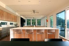 low ceiling kitchen design ideas Decorating Ideas for Homes with Low Ceilings