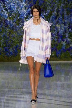 Tendances mode printemps été 2016 - Parka, Dior