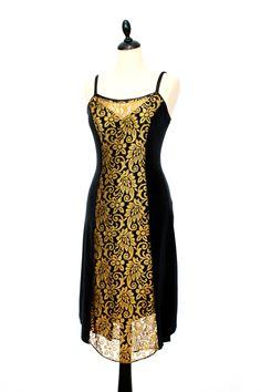 Fabuleuse Robe de Tango | Charming Tango Dress by IRYNA Créations. #robe #tango #argentin #dance # #dress #latin #ballroom #dancewear