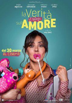 La verità vi spiego sull'amore, scheda del film con Ambra Angiolini e Carolina Crescentini, leggi la trama e la recensione, guarda il trailer, data di uscita al cinema