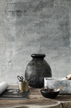 Buy MUUBS products online as a private customer. MUUBS' design creates a personal home that oozes authenticity. Shop everything from chairs to trays and jars. Bungalow 5, World Of Color, Wabi Sabi, Earth Tones, Decoration, Brown And Grey, Dark Side, The Darkest, Marie