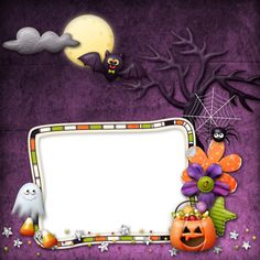 Little Tricksters — Yandex. Disney Halloween, Photo Halloween, Art Halloween, Halloween School Treats, Halloween Scrapbook, Halloween Birthday, Halloween Activities, Diy Halloween Decorations, Halloween Cards