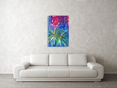 palm tree paintings in miami Abstract Art For Sale, Tree Paintings, Miami Beach, Palm Trees, Artist, Furniture, Home Decor, Palm Plants, Decoration Home