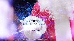 Happy Holidays From Jeffrey Cohen at Cohen's Fashion Optical