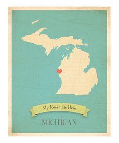 I Love My Michigan